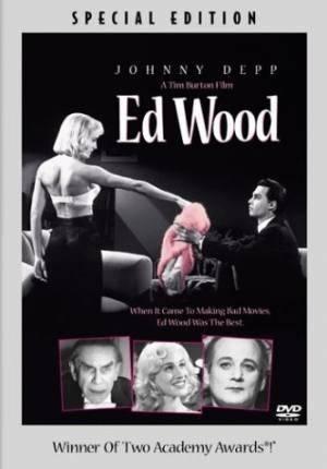 Киноафиша Эд Вуд (Ed Wood)