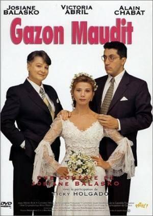 Киноафиша Французский твист (Gazon maudit)
