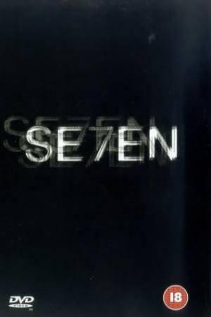 Обложка к фильму Семь (Se7en)