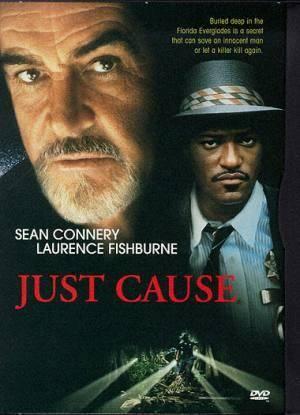 Обложка к фильму Правое дело (Just Cause)