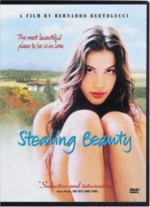 Обложка к фильму Ускользающая красота (Stealing Beauty)