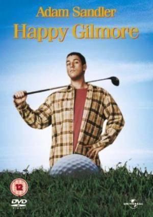 Обложка к фильму Счастливчик Гилмор (Happy Gilmore)