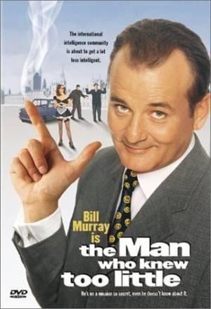 Новые фильмы  Человек, который слишком мало знал (The Man Who Knew Too Little)