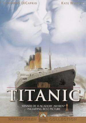 Обложка к фильму Титаник (Titanic)