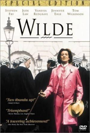 Обложка к фильму Уайльд (Wilde)