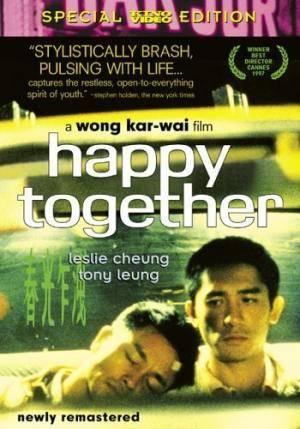 Новые фильмы  Счастливы вместе (Chun gwong cha sit)