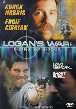 Обложка к фильму Война Логана: Связанный честью (Logan's War: Bound by Honor)