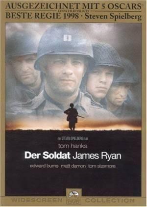 Том Хэнкс в кинофильме Спасти рядового Райана (Saving Private Ryan)