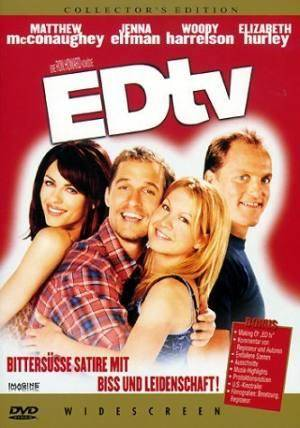 Обложка к фильму Эд из телевизора (Edtv)