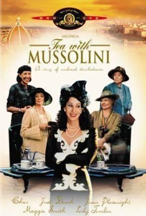 Кино Чай с Муссолини (Tea with Mussolini)