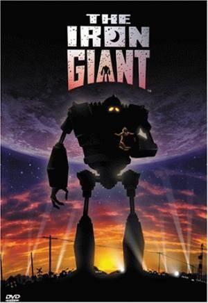 Киноафиша Стальной гигант (The Iron Giant)
