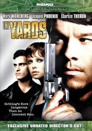 Обложка к фильму Ярды (The Yards)