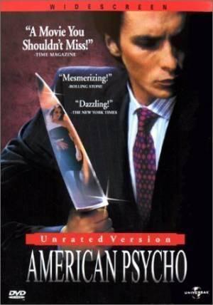 Новинки фильмов Американский психопат (American Psycho)