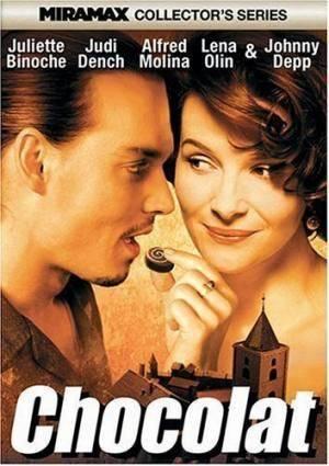 Обложка к фильму Шоколад (Chocolat)