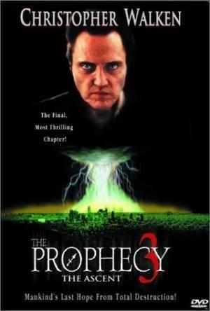 Обложка к фильму Пророчество 3: Вознесение (The Prophecy 3: The Ascent)