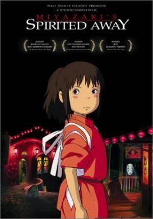Про фильмы  Унесенные призраками (Sen to Chihiro no kamikakushi)