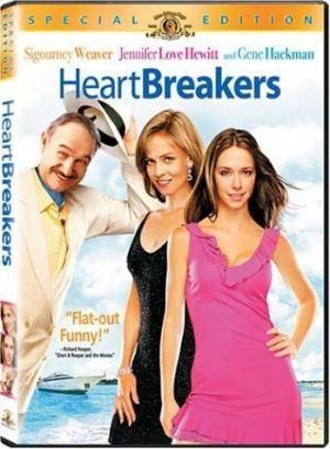 Обложка к фильму Сердцеедки (Heartbreakers)