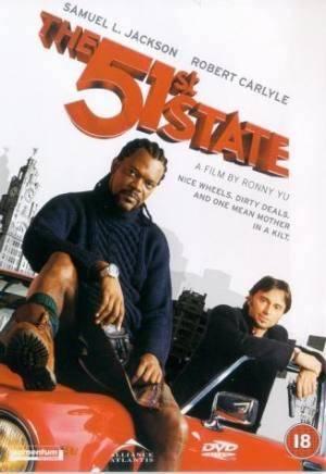 Обложка к фильму Формула 51 (The 51st State)