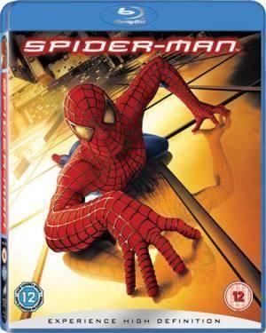Обложка к фильму Человек-паук (Spider-Man)