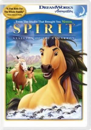 Кино Спирит: Душа прерий (Spirit: Stallion of the Cimarron)