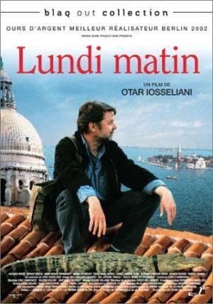 Обложка к фильму Утро понедельника (Lundi matin)