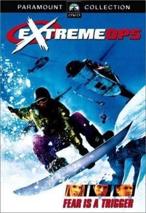 Обложка к фильму Экстремалы (Extreme Ops)