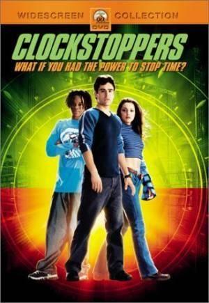 Новые фильмы  Останавливающие время (Clockstoppers)
