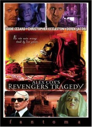 Обложка к фильму Трагедия Мстителя (Revengers Tragedy)