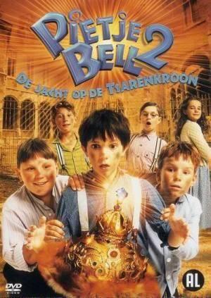 Киноафиша Приключения Питера Белла 2: Охота за царской короной (Pietje Bell II: De jacht op de tsarenkroon)