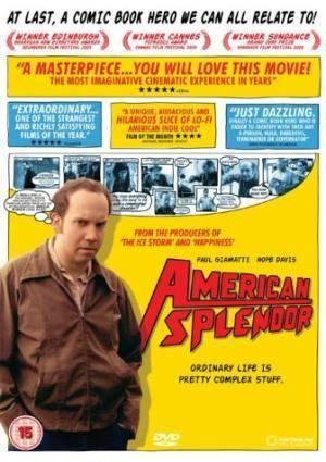 Обложка к фильму Американское великолепие (American Splendor)