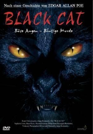 Обложка к фильму Черная кошка (Black Cat)