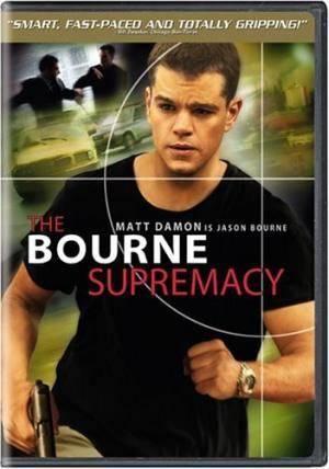 Новые фильмы  Превосходство Борна (The Bourne Supremacy)