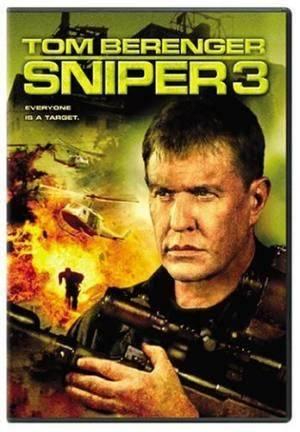 Обложка к фильму Снайпер 3 (Sniper 3)