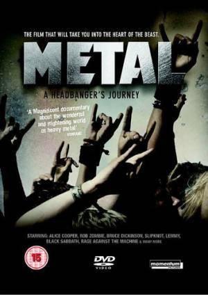 О фильме Путешествие металлиста (Metal: A Headbanger's Journey)