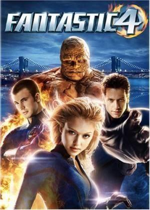 Новые фильмы  Фантастическая четверка (Fantastic Four)
