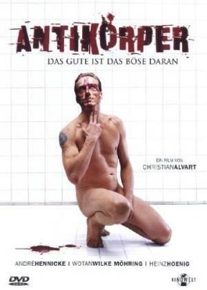 Обложка к фильму Антитела (Antik?rper)