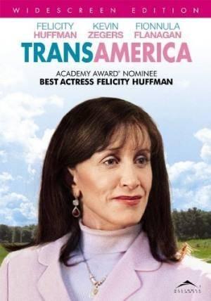 Обложка к фильму Трансамерика (Transamerica)