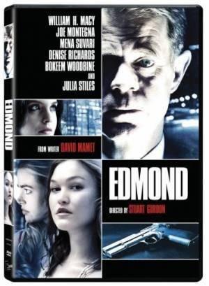 Обложка к фильму Счастливчик Эдмонд (Edmond)