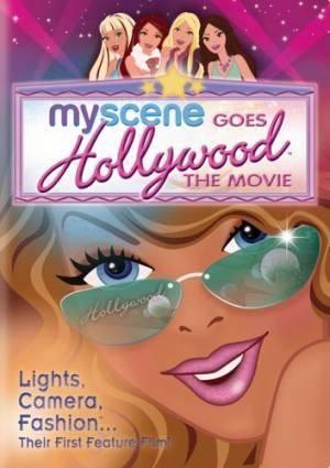 Скачать фильмы Барби и подружки в Голливуде (My Scene Goes Hollywood)