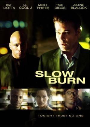 Новинки фильмов Ярость (Slow Burn)