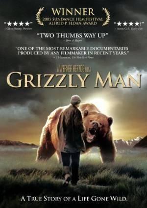 Киноафиша Человек гризли (Grizzly Man)