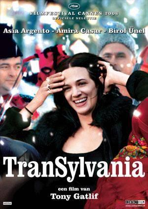 Обложка к фильму Трансильвания (Transylvania)