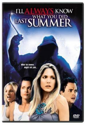 Скачать фильмы Я всегда буду знать, что вы сделали прошлым летом (I'll Always Know What You Did Last Summer)