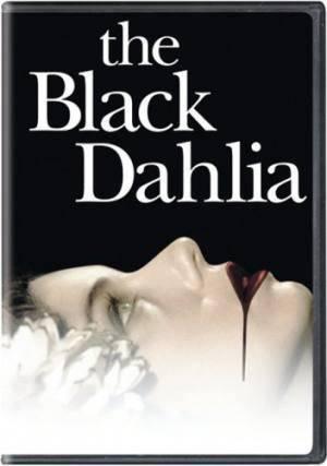 Киноафиша Черная орхидея (The Black Dahlia)