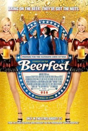 Киноафиша Пивной бум (Beerfest)