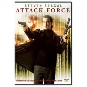 Лучшие фильмы   Ударная сила (Attack Force)