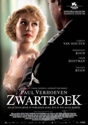 Киноафиша Черная книга (Zwartboek)