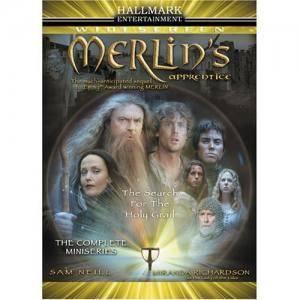 Обложка к фильму Ученик Мерлина (Merlin's Apprentice)