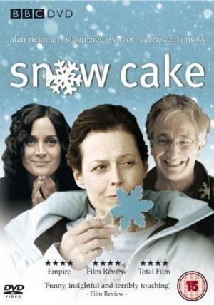 Обложка к фильму Снежный пирог (Snow Cake)