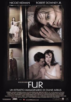 Киноафиша Мех: Воображаемый портрет Дианы Арбус (Fur: An Imaginary Portrait of Diane Arbus)